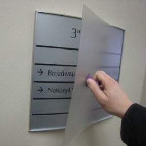 Suction Cups to Remove Sign Covers